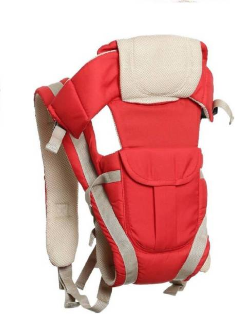 6cffe196fac Chinmay Kids Baby Carrier 4 in 1 Carry Bag Baby Carrier Cuddler (Air Mash  Fabric