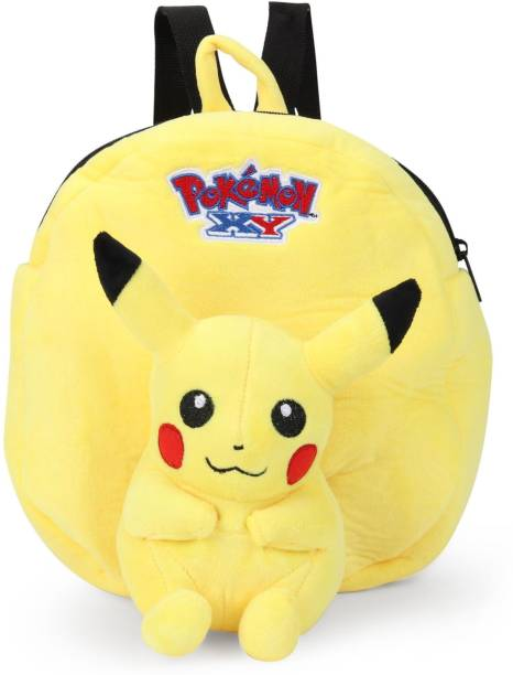 My Baby Excels Pikachu Plush Toy Bag Plush Bag