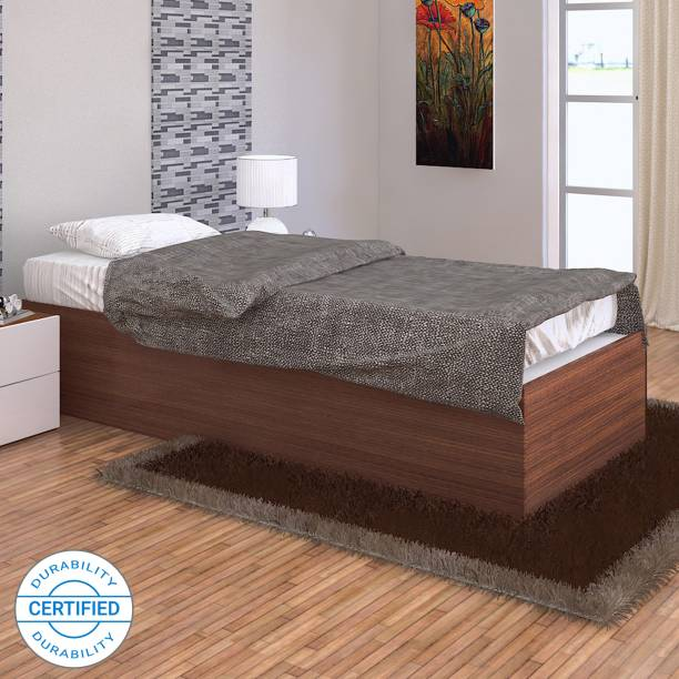 Hometown Ria Engineered Wood Single Box Bed
