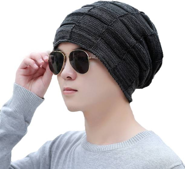 7b11e368dde Black Caps - Buy Black Caps Online at Best Prices In India ...