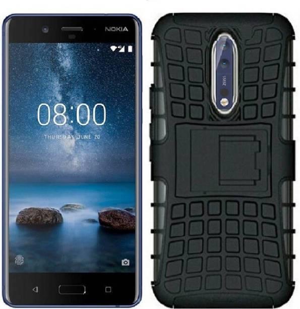 SK3VJ Back Cover for Nokia 5.1