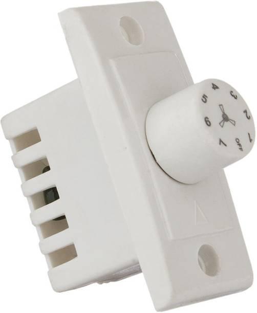 HI-PLASST SWITCH 7 STEP -1PC FAN REGULATOR Step-Type Button Regulator