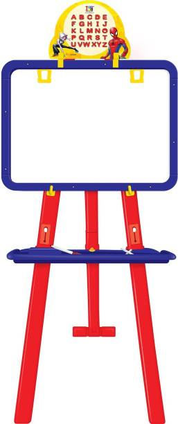 MARVEL Spider-Man 5-in-1 Easel with 2 boards, stand and accessories
