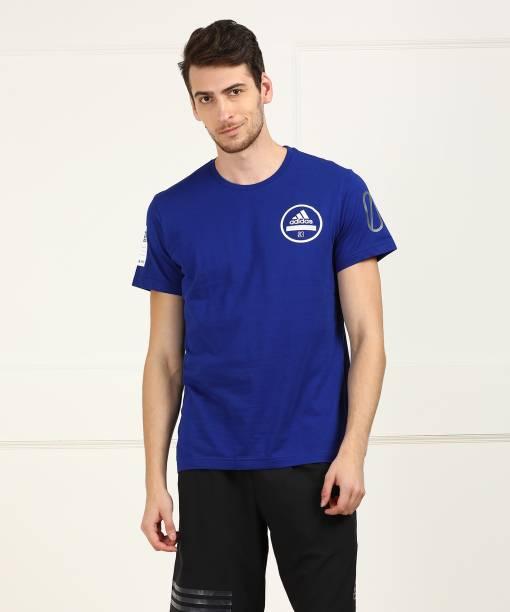 d02049e61e Adidas Tshirts - Buy Adidas T-shirts   Min 50% Off Online for men ...