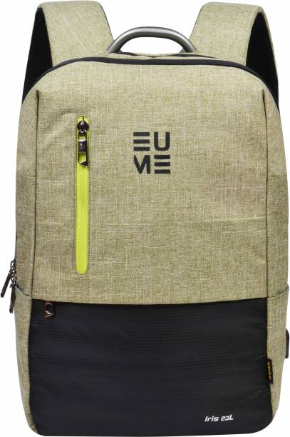 EUME Iris 23 Ltr Laptop Backpack for 15.6 inch Laptop And Nylon Water  Resistance Backpack With fa64ec5881283