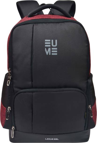 EUME Lexus 22 Ltr Laptop Backpack for 15.6 inch Laptop And Nylon Water  Resistance Backpack - df6cc5b5b14ae