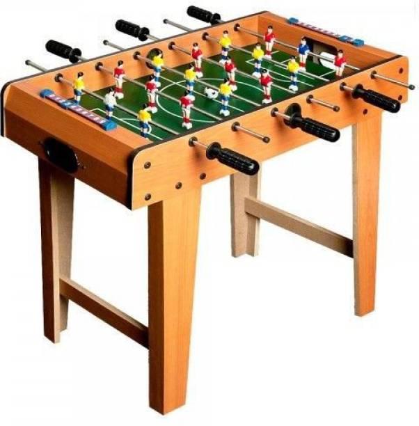 IRIS Foosball Table- Portable Mini Football Table (69 cm.Lx 37 cm.W x 62 cm.H) Foosball Board Game