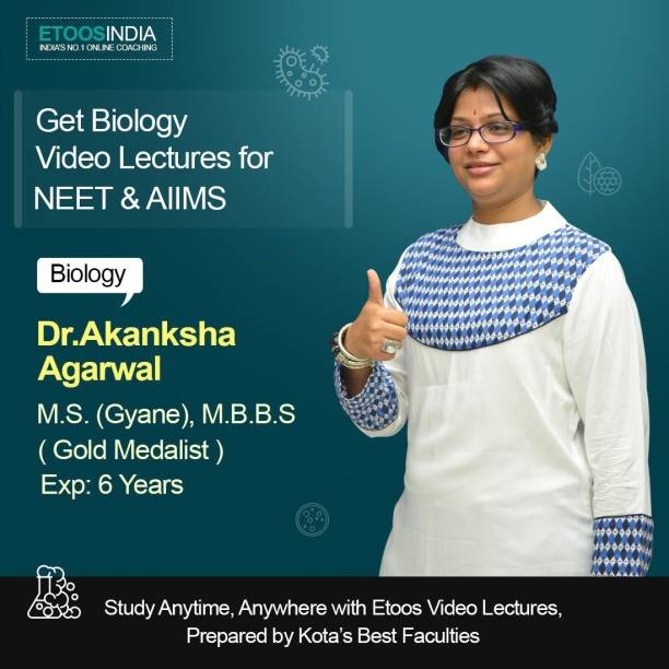 ETOOSINDIA NEET Video Lectures: Complete Zoology for NEET by AA Mam