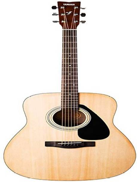 YAMAHA F310 Acoustic Folk Guitar ( Natural ) With Blueberry Bag Spruce Acoustic Guitar