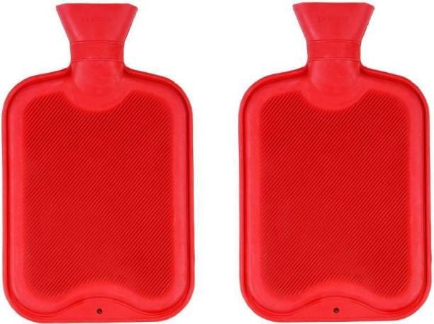 MedFest Non Electric Pain Relief Rubber Hot water Bottle Non-Electrical 2 L Hot Water Bag