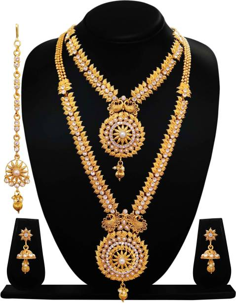 b86f286b38267c South Indian Jewellery - Buy South Indian Jewellery online at Best ...