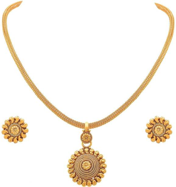 cc4cf58623 One Gram Gold Jewellery - Buy One Gram Gold Jewellery online at Best ...
