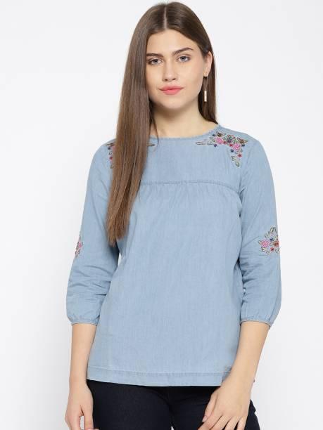 ffe6e5fb34618 Cold Shoulder Shirts Tops Tunics - Buy Cold Shoulder Shirts Tops ...