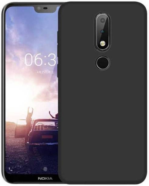 Power Back Cover for Nokia 6.1 Plus