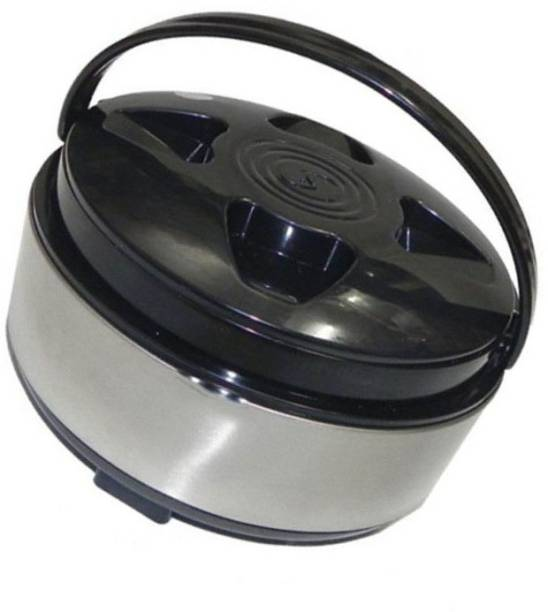 LIFEMUSIC serving set easy to fill,leak proof ,food grade, Casserole Stainless Steel with Plastic Cover & Bottom Food Hot And Fresh For Long Hours. chapati CONTAINER / HOT POT Buffet Casserole (1500 ml) stainless steel Chapati Box/Casserole set/Bread container /hot pot Casserole with Plastic Cover & Bottom   Hot-Pot Insulated Casserole Food Warmer Thermoware Casserole Cook and Serve Casserole