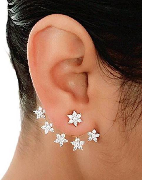 877ad6078b0b2 Fashion Earrings - Buy Fashion Earrings online at Best Prices in ...
