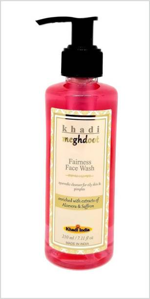 KHADI MEGHDOOT KHADI FAIRNESS FACE WASH 210 ML Face Wash