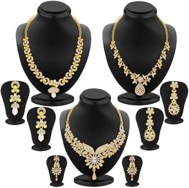 Costume Jewellery Ladies Fashion Jewellery Sets