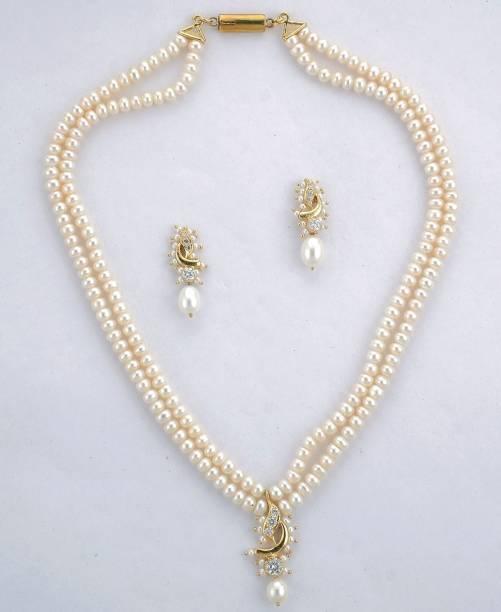 38dd8d6b9 Chandrani Pearls Jewellery Sets - Buy Chandrani Pearls Jewellery ...