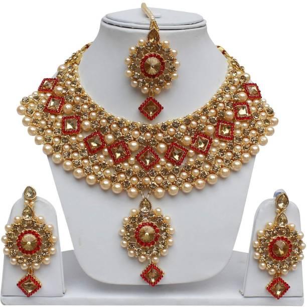 d0b5689291 Bridal Jewellery - Buy Latest Bridal Jewellery Designs online at ...