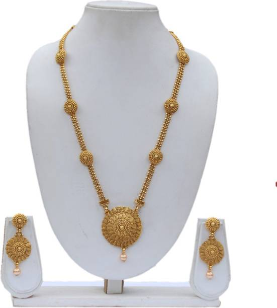 Sets Imported From Abroad Ethnic Golden Kundan Pearl Necklace Earrings Indian Wedding Jewelry Choker Set Always Buy Good