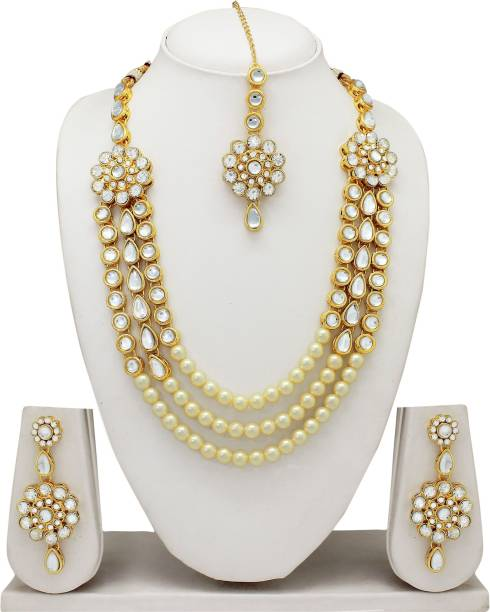 dc11ab498 Kundan Jewellery - Kundan Jewellery Sets Online at Best Prices in ...