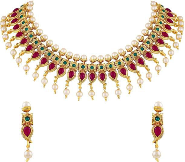 0465b9373682c Traditional Chokers Jewellery Sets - Buy Traditional Chokers ...