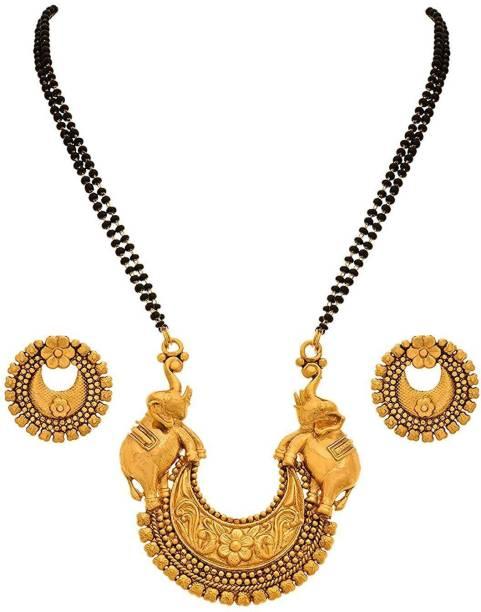 Buy For Change Llp Copper Jewel Set