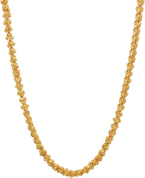 350a8f0b3575dd Necklaces - Buy Chains Necklaces Online (गले का हार) at Best ...