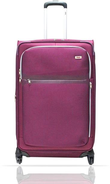 5d91c34fa557 VIP STSQUWH55PMC Expandable Cabin Luggage - 22 inch