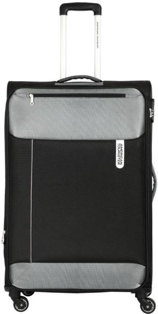 American Tourister Portugal Sp Expandable Cabin Luggage 22 Inch