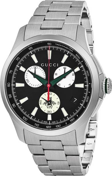 85bc951f141 Gucci Wrist Watches - Buy Gucci Wrist Watches Store Online at Best ...