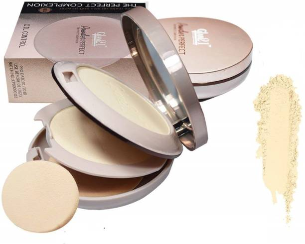Glam 21 Perfect Complexion Compact Powder Oil Control Compact