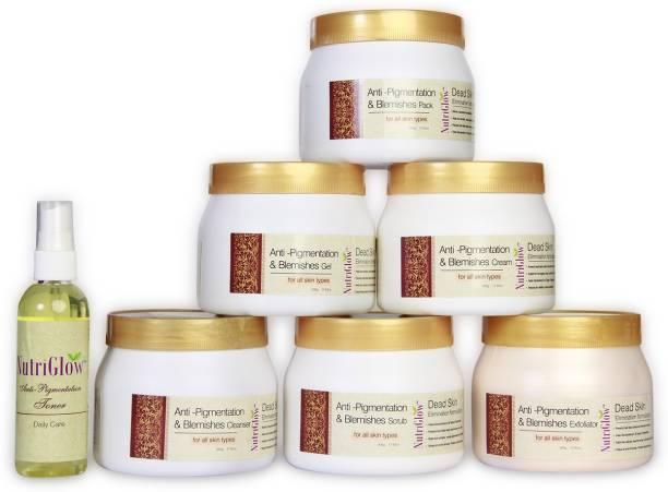 NutriGlow Set of Anti-Pigmentation and Blemish facial kit