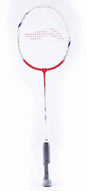 LI-NING SMASH XP 809 Red, White Strung Badminton Racquet