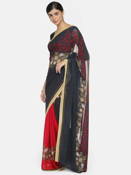 bf1175e3fbc55 Saree Swarg Sarees - Buy Saree Swarg Sarees Online at Best Prices In ...