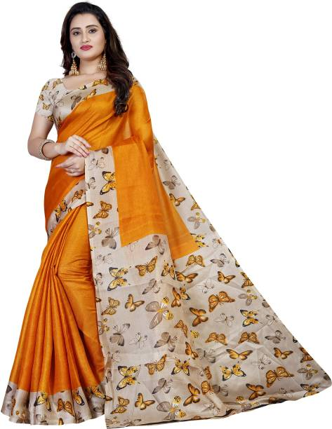 a6ce15916c4fed Yellow Sarees - Buy Yellow Sarees Online at Best Prices In India ...