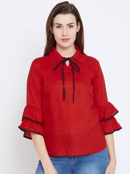 5859fa42962 Cold Shoulder Shirts Tops Tunics - Buy Cold Shoulder Shirts Tops ...