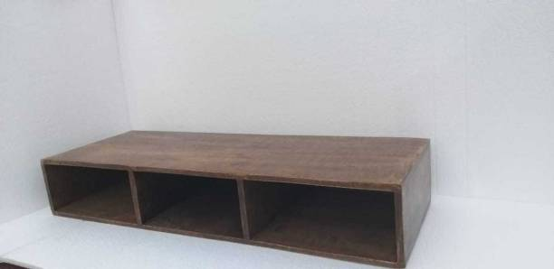 ONLINECRAFTS Solid Wood Wall Mount Cabinet