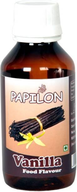 PAPILON CONCENTRATED VANILLA FLAVOUR Vanilla Liquid Food Essence