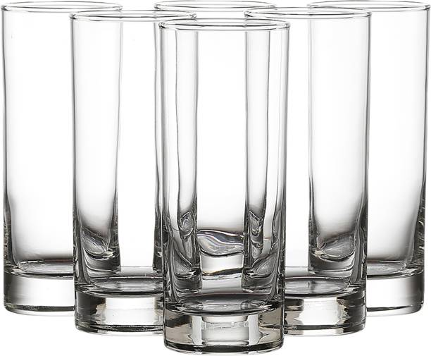 Ocean (Pack of 6) 1B06515 Glass Set (Glass, 435 ml, Clear, Pack of 6) Glass Set