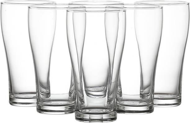 Ocean (Pack of 6) 1B01015 Glass Mug ,425 ml, Pack of 6 Glass Set