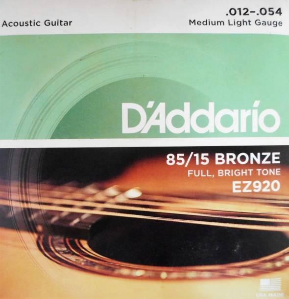 D'ADDARIO Acoustic EZ920 Guitar String