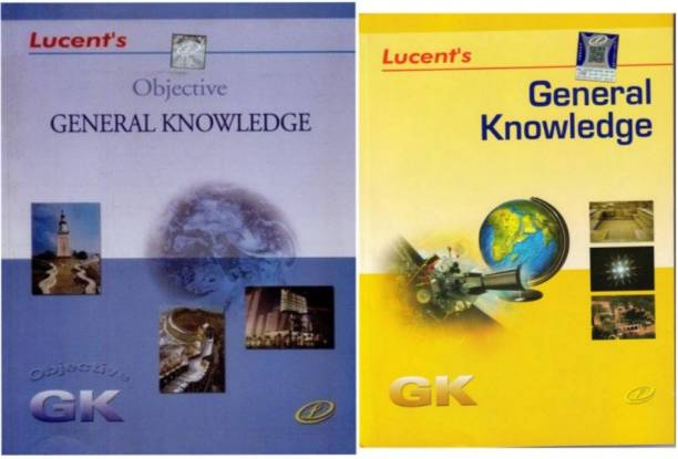 Lucent Objective General Knowledge And Lucent General Knowledge