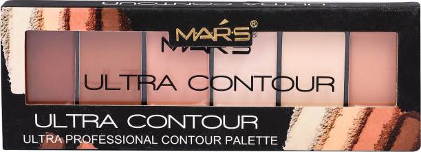 M.A.R.S Ultra Mineral Contour palette Concealer