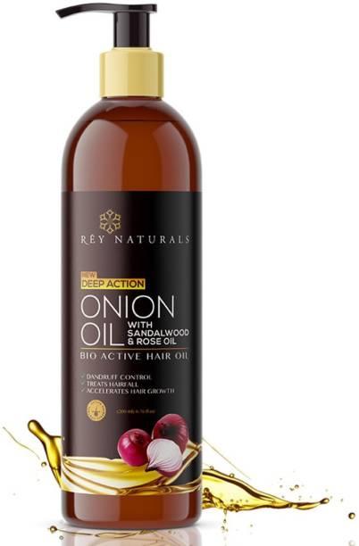 No M Active Wow Onion Black Seed Hair Oil Controls Hair Fall Promotes Hair Growth