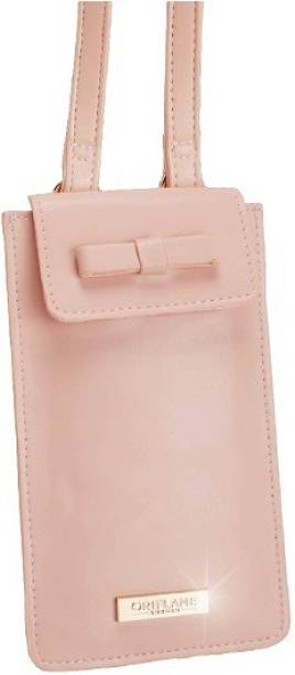 Oriflame Crystal Perforated Mobile Phone Holder Pouch