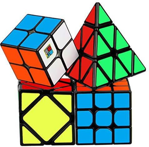 Łamigłówki New Rubik's Cube Original Rubiks Rubix Cube Puzzle Mind Game Toy Classic Cube