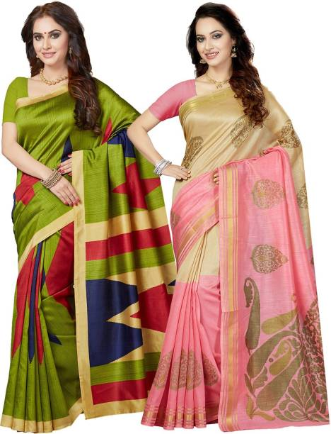 60bf19406 Poly Silk Sarees - Buy Poly Silk Sarees Online at Best Prices In ...