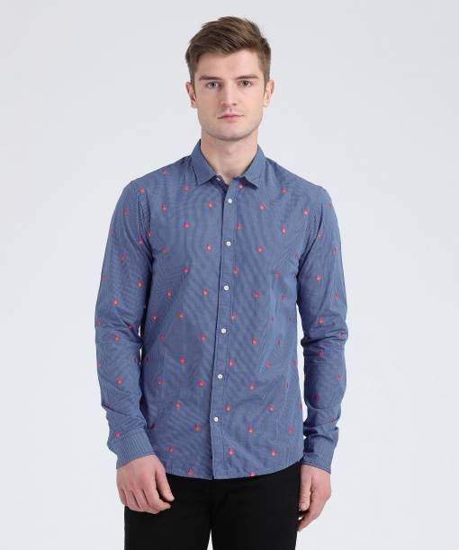 b2662efe57f Scotch Soda Shirts - Buy Scotch Soda Shirts Online at Best Prices In ...